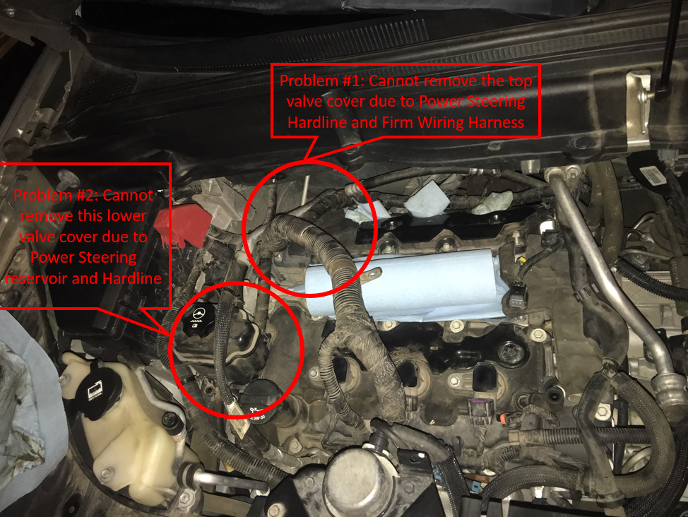 Valve Cover Gasket Replacement | GMC Acadia Forum