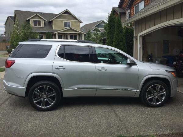 Showcase cover image for michae1's 2017 GMC Acadia Denali