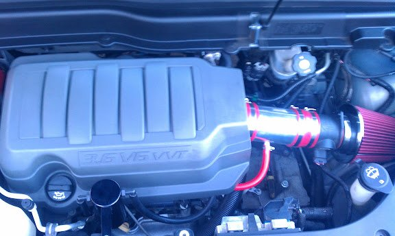 How to clean your throttle body | Page 4 | GMC Acadia Forum