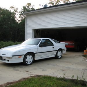 1991 Dodge Daytona CS