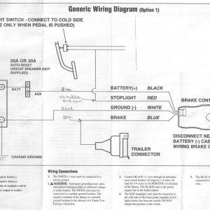 Generic Trailer Brake Controller Wiring Diagram from www.acadiaforum.net
