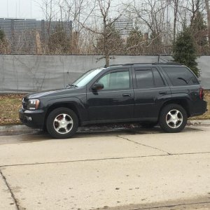 This was my 2008 TrailBlazer